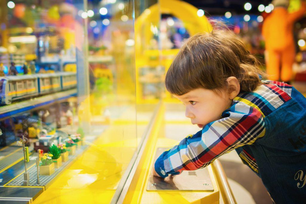 Czym dzieci bawią się najchętniej?
